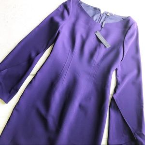 Elite Tahari || NWT Long Sleeve Sheath Dress Sz 2